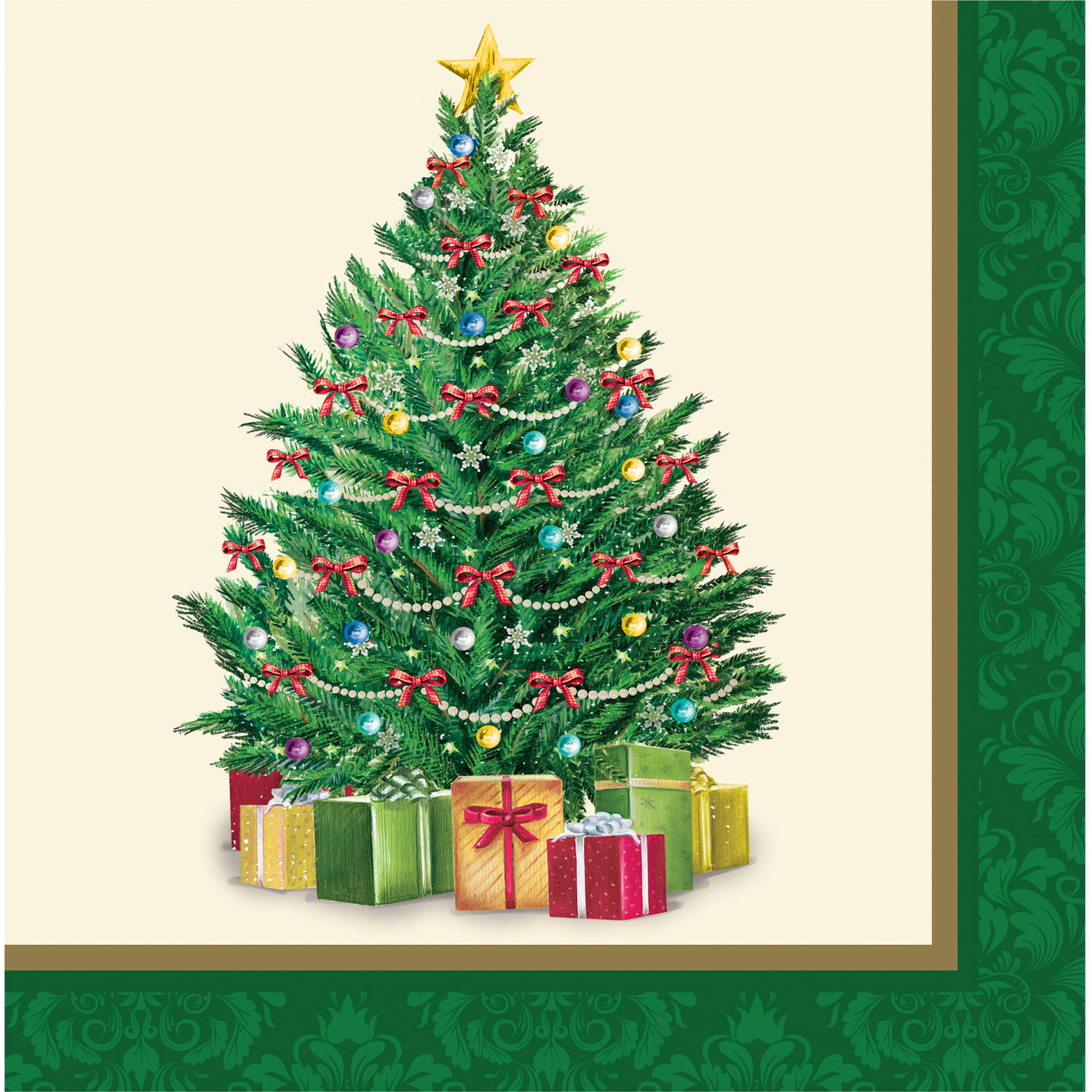 Perfect Pine Napkins, 16-Pack