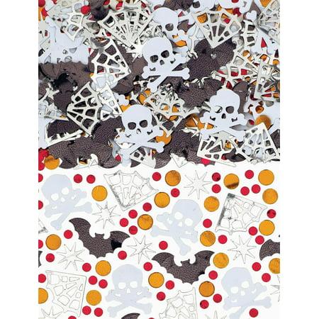 Halloween 5oz Confetti Decoration - Super Mega Value Jumbo Bag - Confetti Decorati Halloween