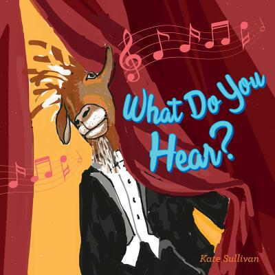 What Do You Hear? (Board Book)