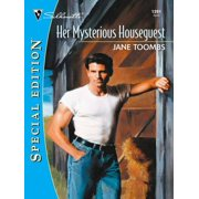 Her Mysterious Houseguest - eBook