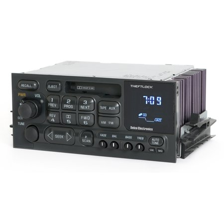 1995-2002 GMC Chevy Truck Van GM Delco Radio AM FM Cassette Player Part 09354155 -