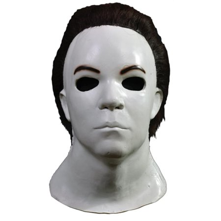 Halloween: H20 Michael Myers Version 2 Mask Adult Costume Accessory (Michael Myers Movie Mask)