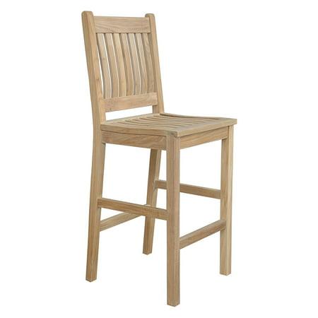 Anderson Teak Avalon Outdoor Bar Chair