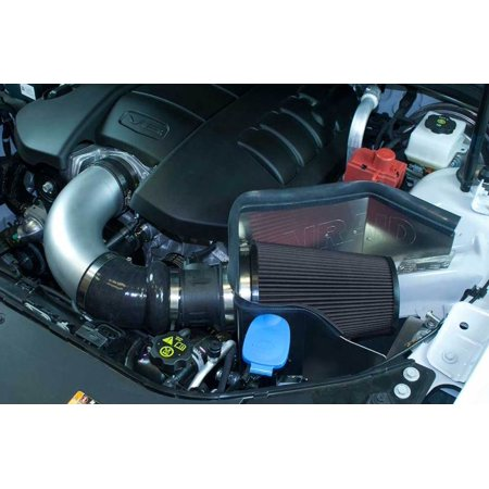 Airaid 08-09 Pontiac G8 6.0L/6.2L Cold Air Dam Intake System (Dry / Black Media)