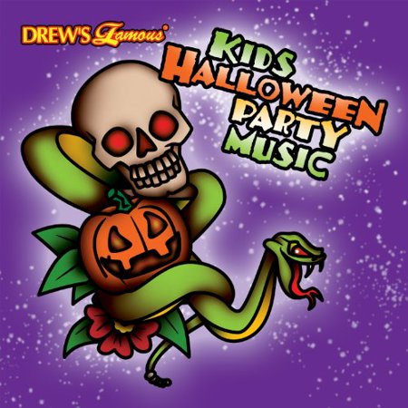 Halloween Kid Party Music](Children's Spooky Halloween Music)