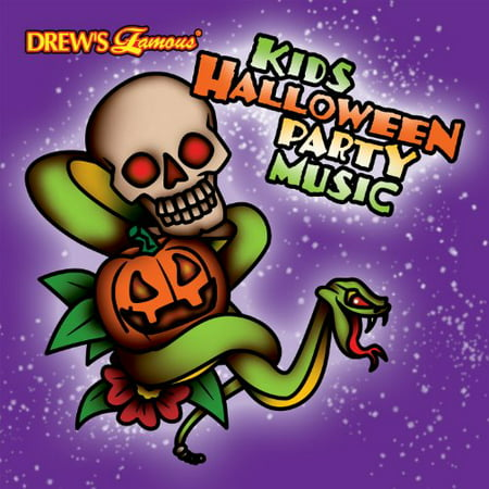 Halloween Kid Party Music - Old School Halloween Music