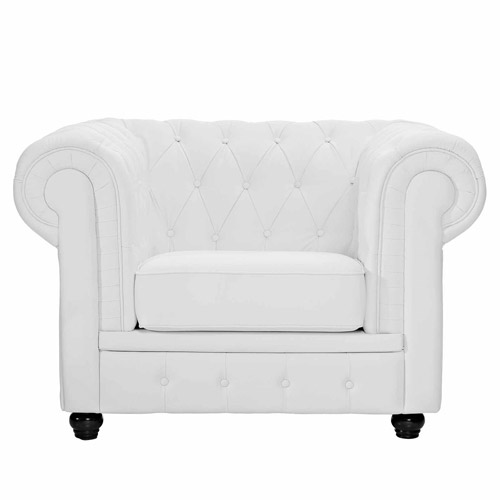 Modway Chesterfield Armchair, Multiple Colors