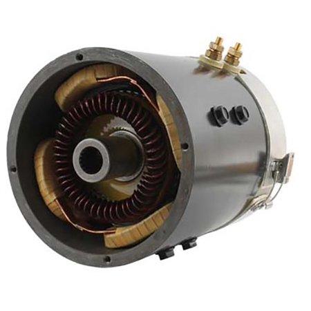 NEW Traction Drive Motor, 36V For EZGO E-Z-GO, 73124G03, 5BC48JB1061, D297 , BD4-4001