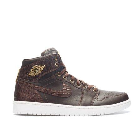 5fb634bf7f35 Air Jordan - Men - Air Jordan 1 Pinnacle  Baroque Brown  - 705075- ...