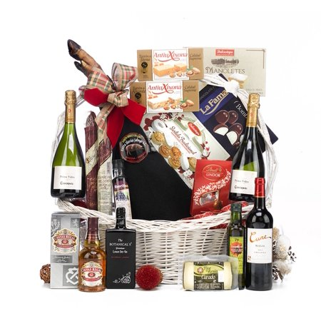 - LAMINATED POSTER Christmas Hamper Lot Of Christmas Box Of Christmas Poster Print 24 x 36
