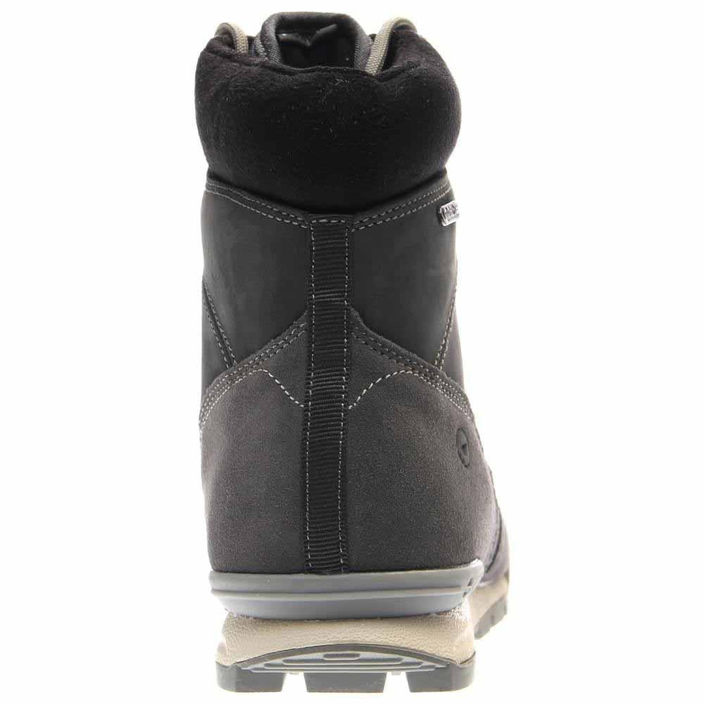 Hi-Tec Women's Sierra Tarma I Waterproof Charcoal / Cool Grey High-Top Leather Hiking Boot - 6M