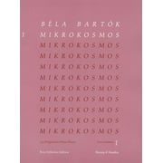 Mikrokosmos Volume 6 (Pink): Piano Solo (Paperback)