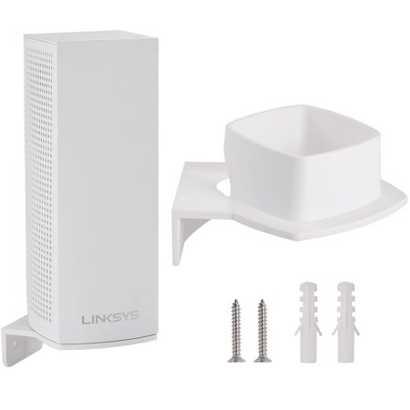 Wall Mount Holder for Linksys Velop Tri-band Whole Home WiFi Mesh System