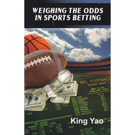Weighing the Odds in Sports Betting - eBook