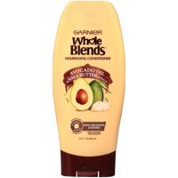 Garnier Whole Blends Conditioner with Avocado Oil & Shea Butter Extracts, For Dry Hair, 22 fl. oz.