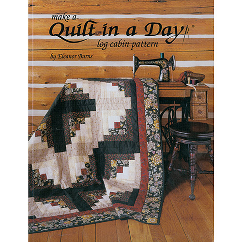 Quilt In A Day Make A Quilt In A Day Log Cabin Pat