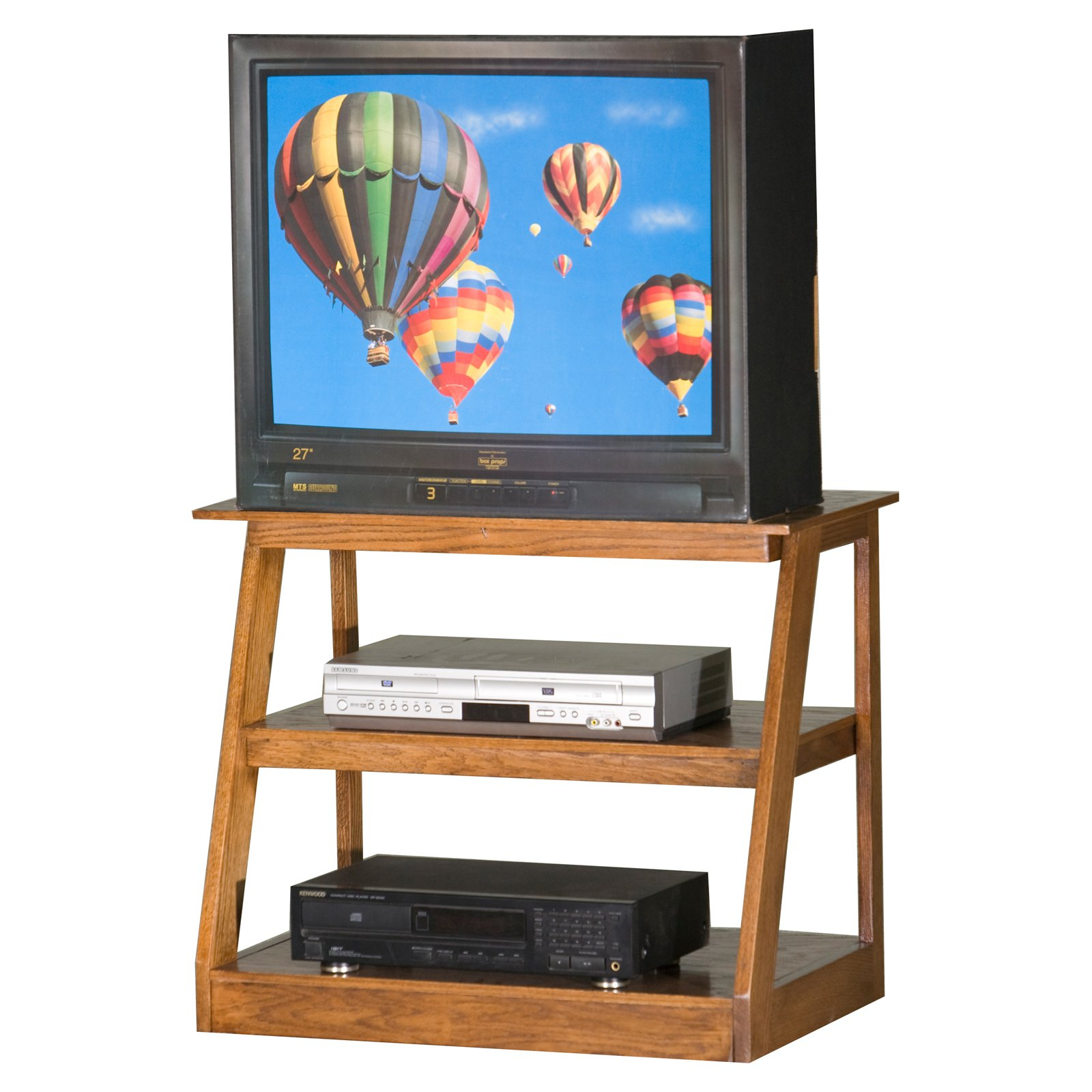 Eagle Furniture Adler Customizable 30 in. Open TV Stand