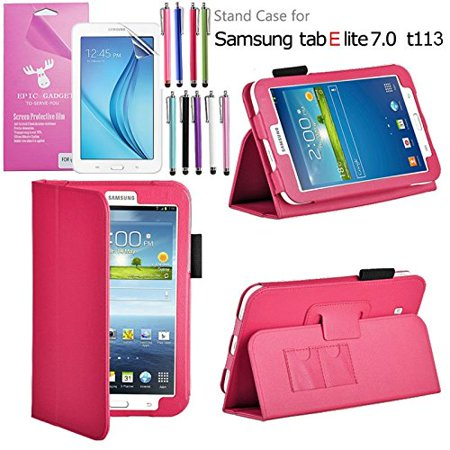 on sale 77914 f5d0b Samsung Galaxy Tab E Lite 7.0 Case, for SM-T110/T111, SM-T113/T116, 7
