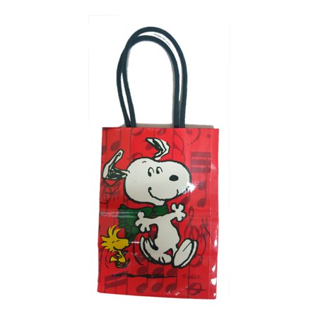 Hallmark Peanuts Snoopy and Woodstock Small 5