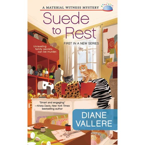 Suede to Rest