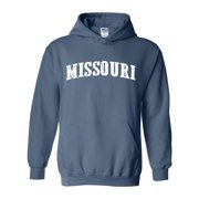 Unisex Missouri Hoodie Sweatshirt