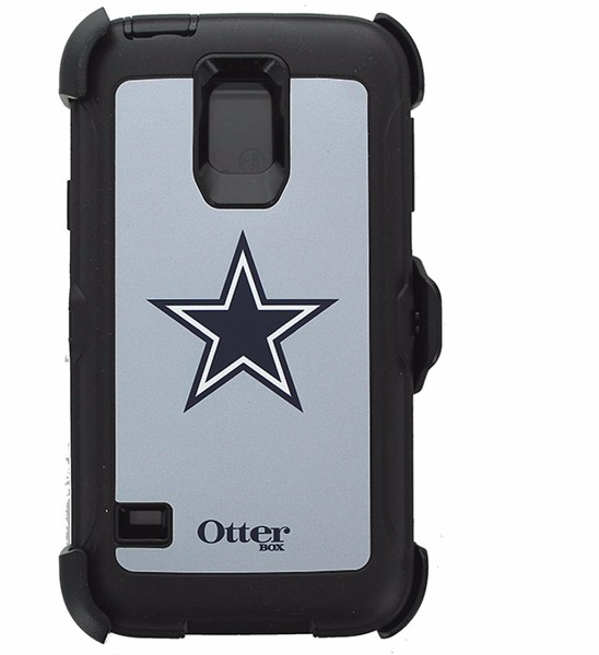 OtterBox Defender Case for Samsung Galaxy S5 Dallas Cowboys *Cover OEM (Refurbished)