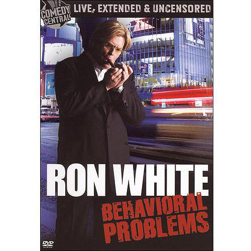 Ron White: Behavioral Problems - Live, Extended & Uncensored (Widescreen)