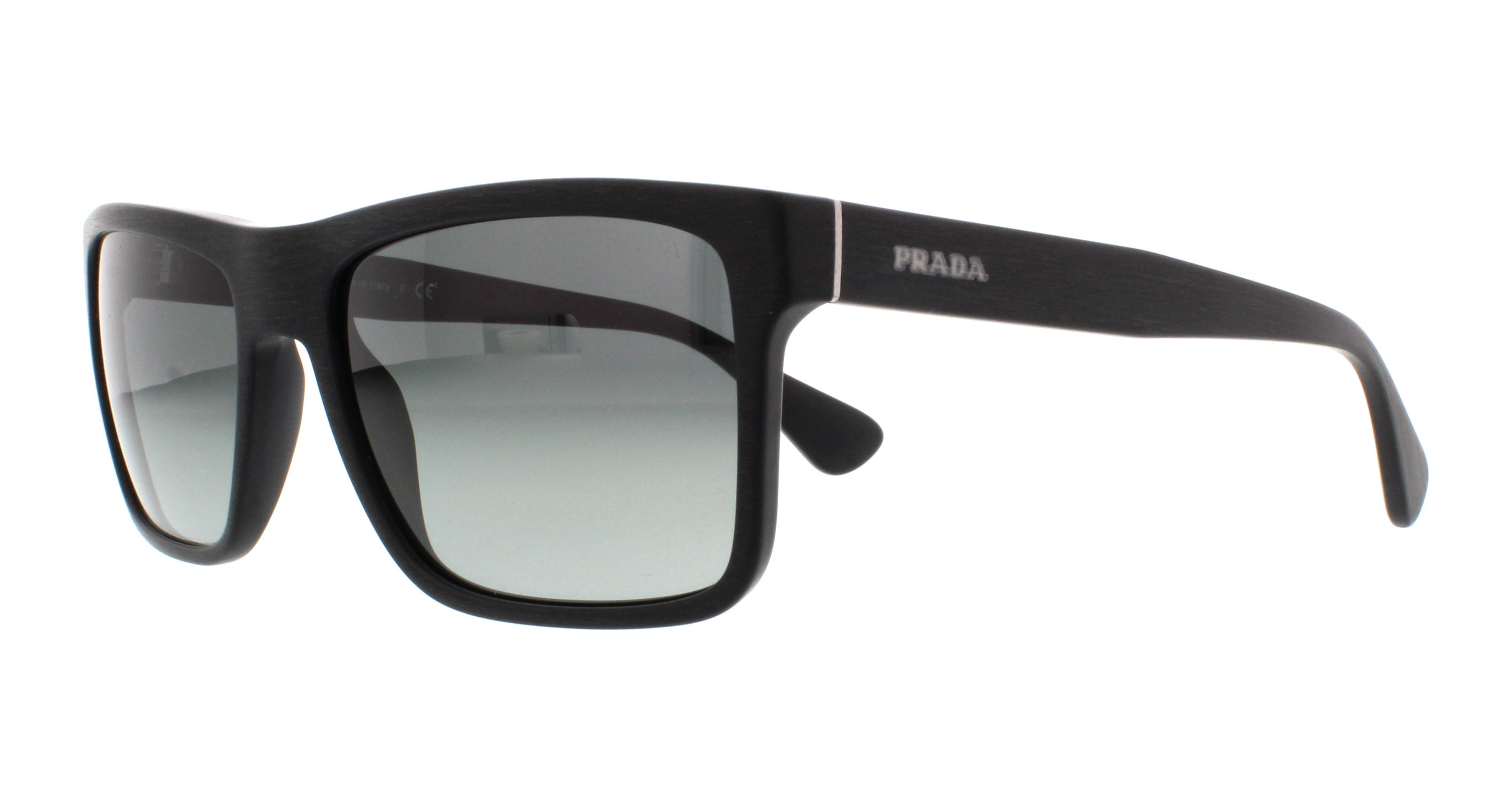 cbd2cbf52d0e ... frame matte grey 34ff9 a7c87  low price prada sunglasses pr01ss sl32d0 brushed  matte black 57mm walmart 7b806 f4fff