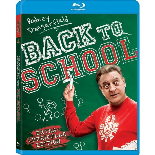 Back To School (Extra-Curricular Edition) (Blu-ray)
