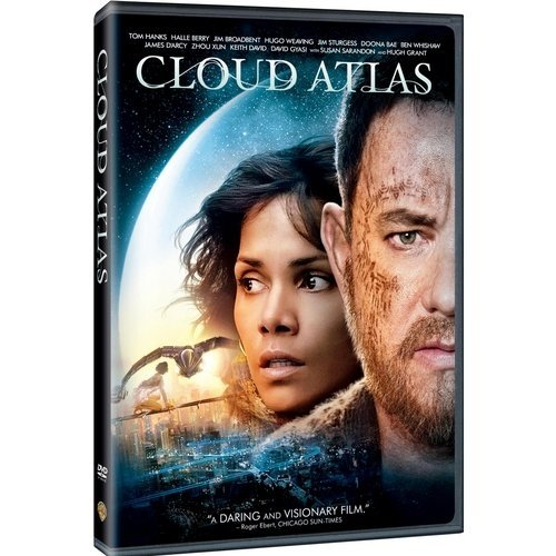 Cloud Atlas (DVD + UltraViolet) (With INSTAWATCH) (Widescreen)