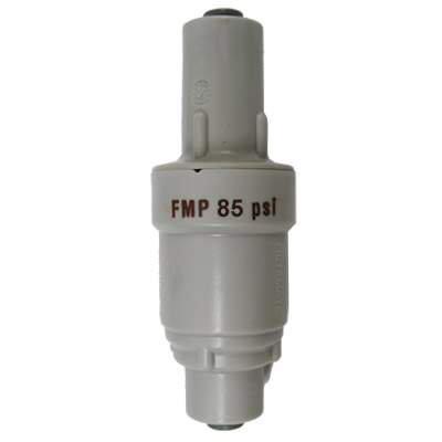 Apex (FMP85PSI) 85 PSI Filtamate Pressure Limiting Valve Filter Protection - 3/8 - Quick - -