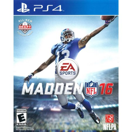 Madden NFL 16 (PS4) - Pre-Owned