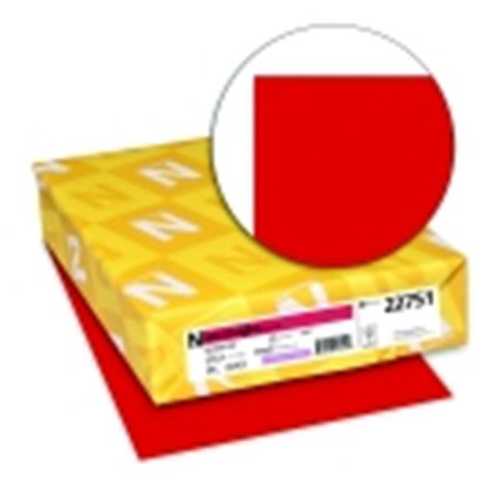 - Astrobrights 8.5 x 11 in. Paper Acid-Free Premium Card Stock - Reentry Red, Pack 250