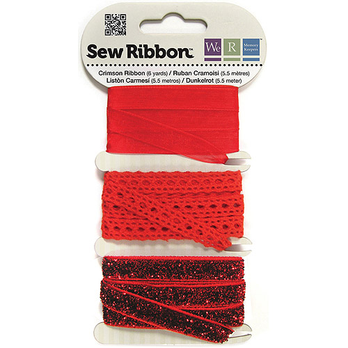 We R Memory Keepers Sew Ribbon