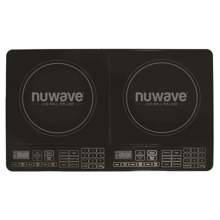 NuWave Double Precision Induction Cooktop - Collection Double Cooktop
