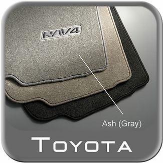 OEM Toyota Rav4 2006-2012 Carpet Floor Mats Ash PT208-42051-31 88 Toyota Pickup Floor Mats