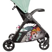 Safety 1st Smooth Ride Travel System Moss Green