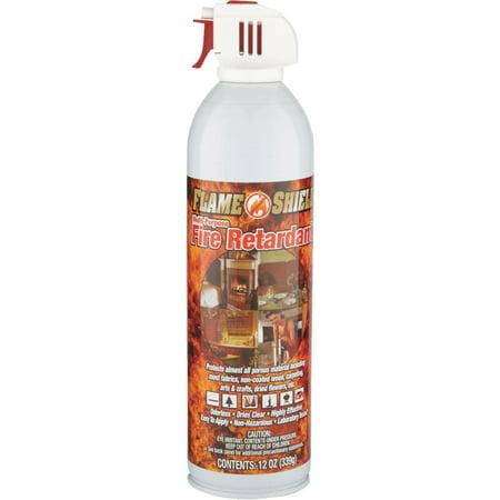 Flame-Shield Aerosol Fire Retardant Spray
