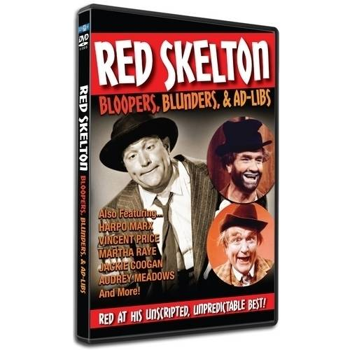 Red Skelton: Bloopers, Blunders, & Ad-Libs by