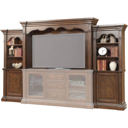 Image of Acme Bycrest Entertainment Center for TV up to 60;, Cherry