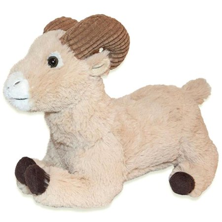 Giftable World A08055 10.5 in. Plush Ram Sitting