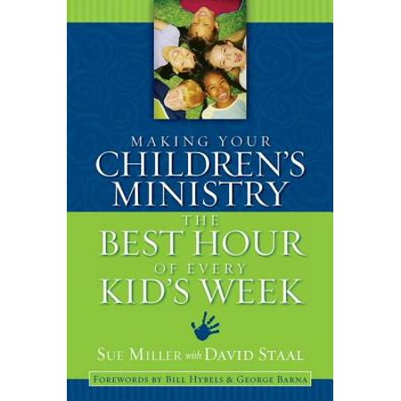 Making Your Children's Ministry the Best Hour of Every Kid's Week - eBook Promiseland is Willow Creeks highly successful childrens ministry. Using examples from Promiseland and churches of all sizes around the country, this book provides step by step guidance and creative application exercises to help churches develop a thriving childrens ministryone that strives to be the best hour of every kids week. Included are Scripture-based principles and practical resources for church staff members and volunteers who agree with the critical role childrens ministry plays in a local church. Making Your Childrens Ministry the Best Hour of Every Kids Week, based on twenty-eight years of experience at Willow Creek, explains four ministry foundations: Mission, Vision, Values, and Strategy. Content includes: Detailed answers to questions facing every childrens ministry:  What does Jesus expect from childrens ministry?  How can we evangelize lost kids and disciple saved kids at the same time, and should we?  How do we engage kids so they dont become bored?  How do we get better at recruiting and leading volunteers?  How can our ministry be a safe place for children?  Six specific ministry values that address the needs of todays children  Practical first steps for ministries that want to get serious about change  Clear indicators of success in childrens ministry