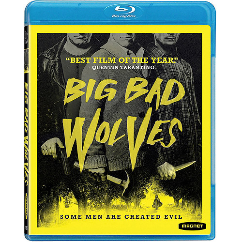 Big Bad Wolves (Blu-ray) (Widescreen)