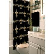 NFL New Orleans Saints Decorative Bath Collection