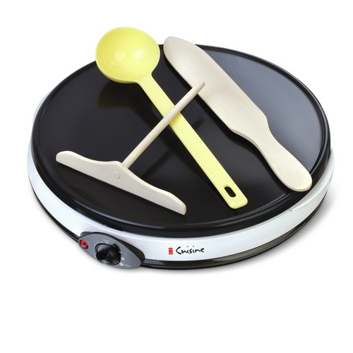 "Euro Cuisine Eco Friendly 12"" Crepe Maker"