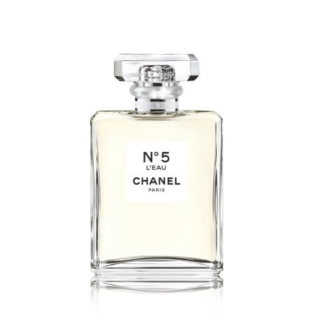 Chanel No.5 L'Eau Eau de Toilette Spray, Perfume For Women, 1.7 (Bleu De Chanel Eau De Toilette Spray 50ml)