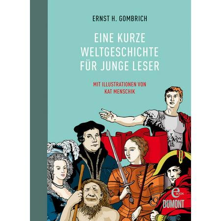 Eine kurze Weltgeschichte für junge Leser - eBook (Leser Großhandel)