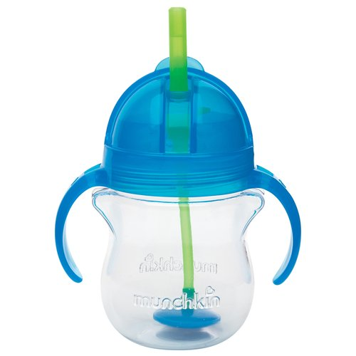 Munchkin Click Lock Straw Trainer Cup, 7 oz