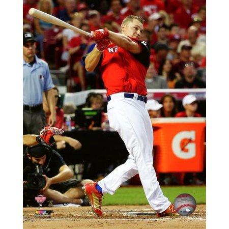Joc Pederson 2015 Mlb All Star Game Home Run Derby Action Photo Print