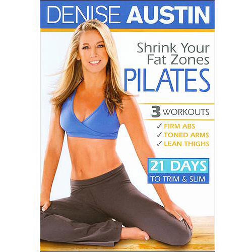Denise Austin: Shrink Your Fat Zones - Pilates (Widescreen)